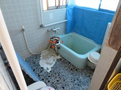 【浴室】小倉中古物件
