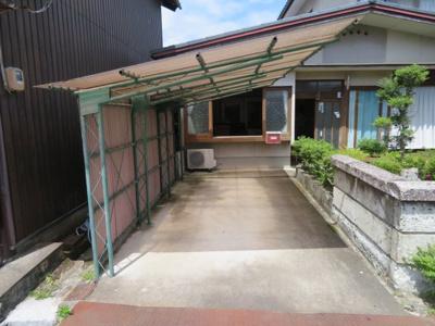 【駐車場】小倉中古物件