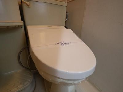 【トイレ】ファンターナ上本町