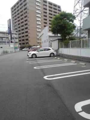 【駐車場】ヒラソル 瀬田