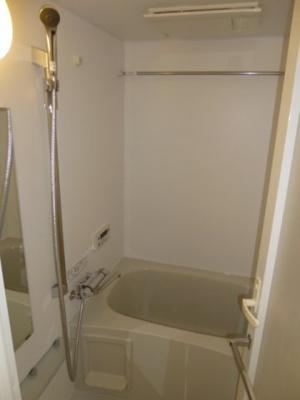 【浴室】アイルグランデ押上