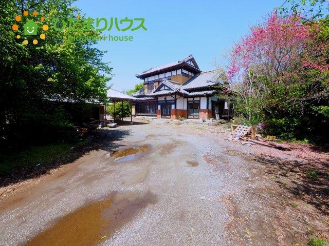 【前面道路含む現地写真】つくば市長高野 中古戸建
