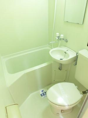 【浴室】スカイピア葛西第2