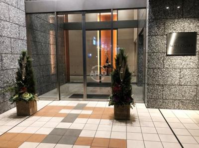 年末年始は門松が飾ってます オーナーチェンジ物件 月額賃料:200,000円  想定年収:2,400,000円  表面利回り:4.80%
