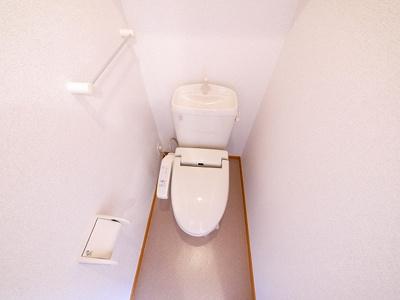 【トイレ】七条ヘリテージB