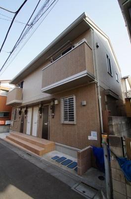 矢口渡駅徒歩10分です。