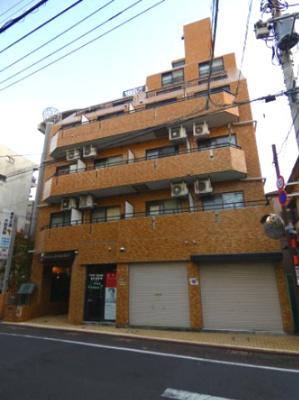 JR京浜東北線「蒲田」駅より徒歩圏内の高級分譲賃貸マンションです。