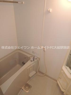 【浴室】ウエスト・ベルグ鎌倉A