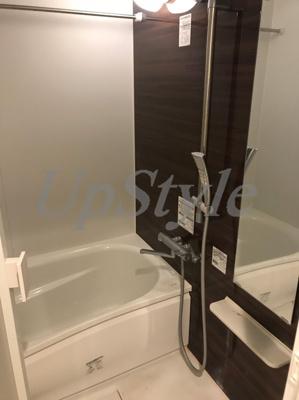 【浴室】フォーチュネイトプレイス