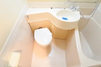 【浴室】松屋町グランドハイツ