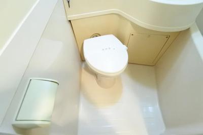 【トイレ】松屋町グランドハイツ