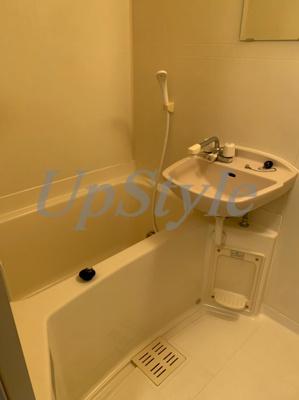 【浴室】ツインB棟