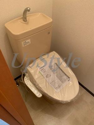 【トイレ】ツインB棟