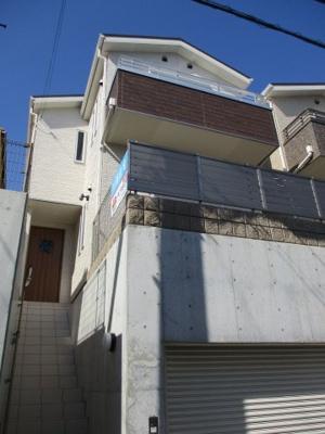 【外観】神戸市垂水区西舞子8丁目新築戸建