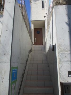 【エントランス】神戸市垂水区西舞子8丁目新築戸建