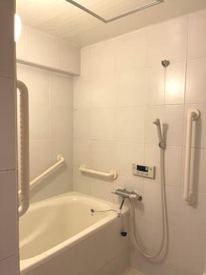 【浴室】ローズハイツ芦屋