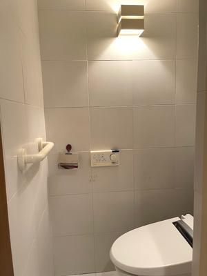 【トイレ】ローズハイツ芦屋
