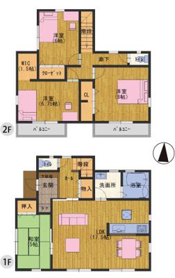 神戸市北区鳴子1丁目 新築一戸建て 2021/7/31現地撮影