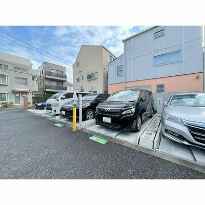 【駐車場】目黒本町マンション