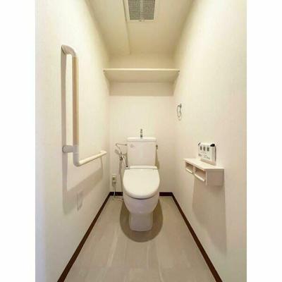 【トイレ】目黒本町マンション