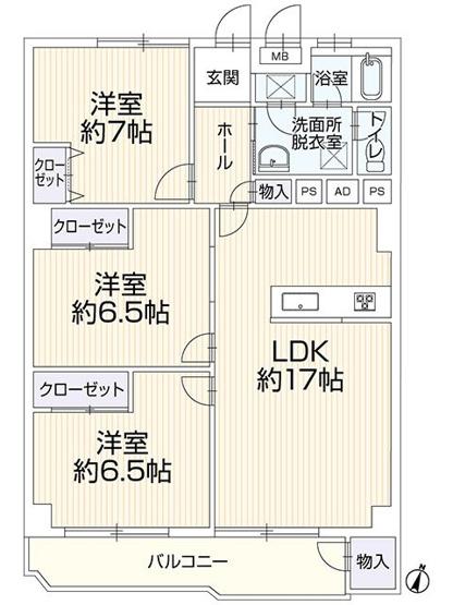RKB別府マンション2棟