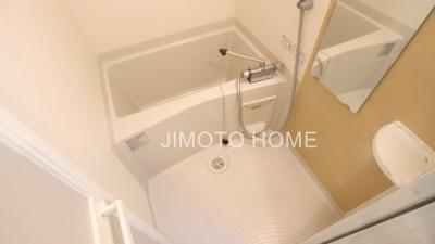 【浴室】レジュールアッシュ中之島SOUTH