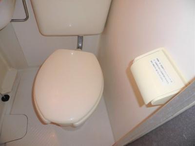 【トイレ】アップルコート大垣木戸町