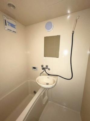 【浴室】ブルーキャッスル