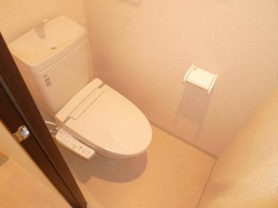 【トイレ】Luxe田辺