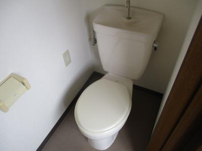 【トイレ】メゾンコマツ