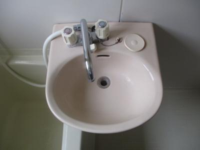 【洗面所】メゾンコマツ