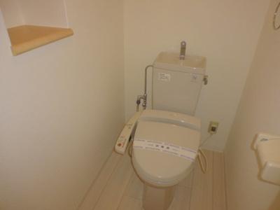 【トイレ】サンパレス幸町