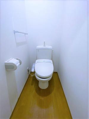 【トイレ】パークサイドセジュール