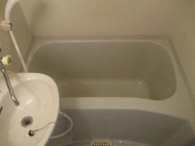 【浴室】メゾンフルーレ