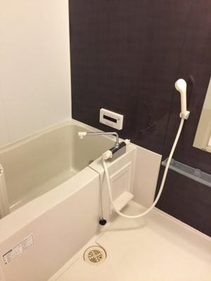 【浴室】ブランズ魚津A