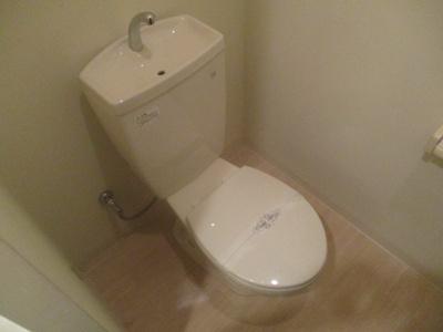 【トイレ】リビア岸里