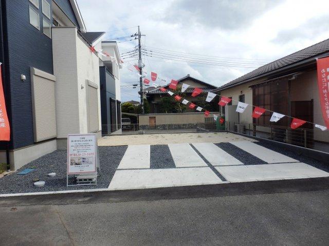 【駐車場】東赤塚新築一戸建(3期)
