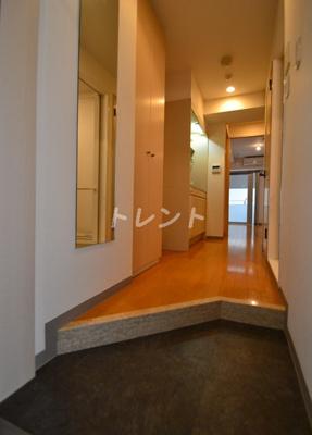 【玄関】プライムアーバン西新宿Ⅱ