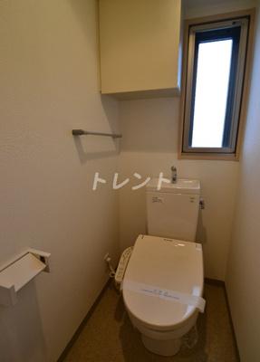 【トイレ】プライムアーバン西新宿Ⅱ