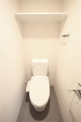 【トイレ】プレサンス梅田Ⅱ