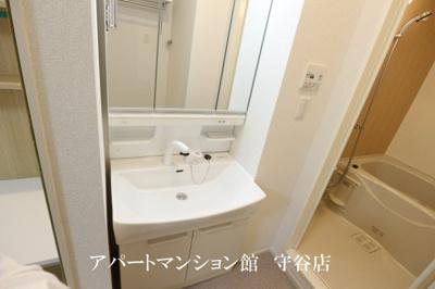 【洗面所】ソル・レヴェンテ