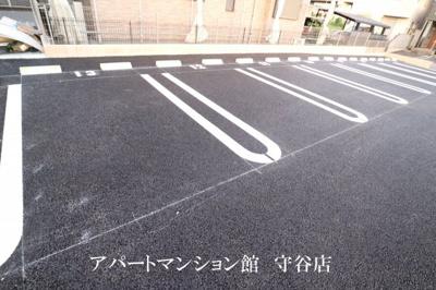 【駐車場】ソル・レヴェンテ
