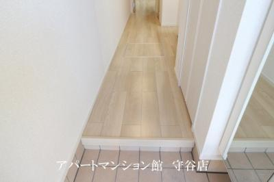 【玄関】ソル・レヴェンテ