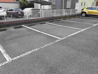 【駐車場】ツリーベルヒルズ