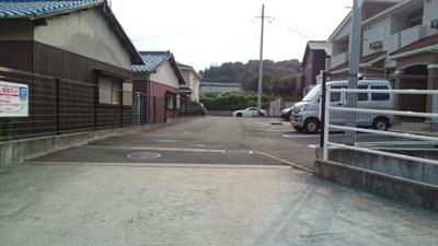 【駐車場】エレガントサキタA