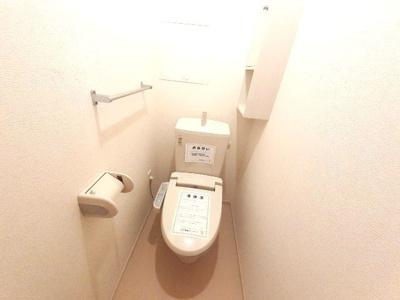 【トイレ】エレガントサキタA