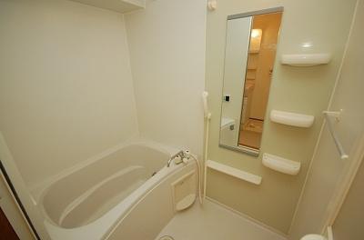 【浴室】ハイツ グラッツィア