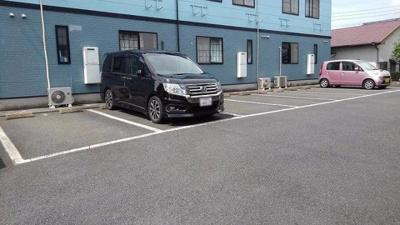【駐車場】リスプランタンB