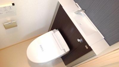 【トイレ】リッジクレスト