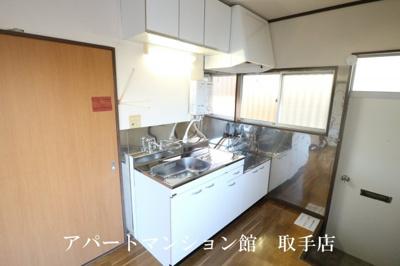 【キッチン】下多荘